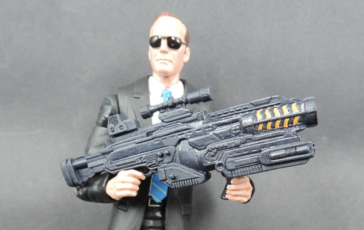 Marvel Legends Agents of SHIELD Appear in Hong Kong!