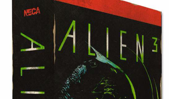 NECA: Alien3 Dog Alien Gets the Video Game Treatment!