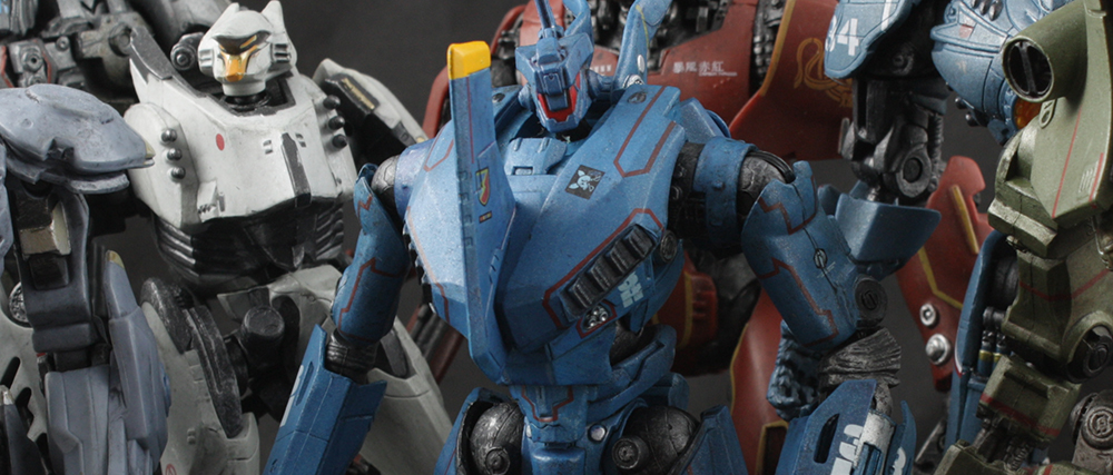 NECA Pacific Rim S5 Romeo Blue Review