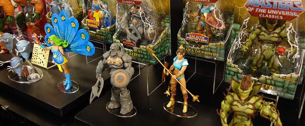 Toy Fair 2015: Mattel Masters of the Universe Classics