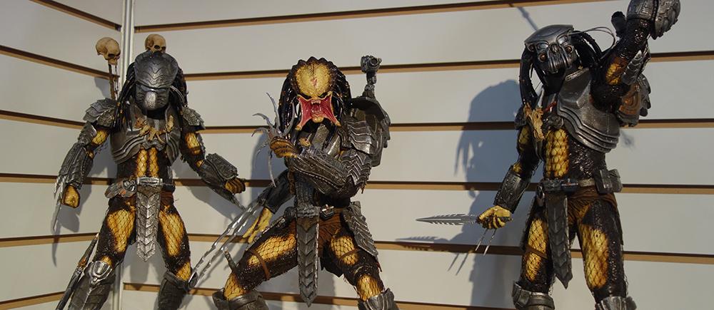 Toy Fair 2015: NECA Alien and Predator