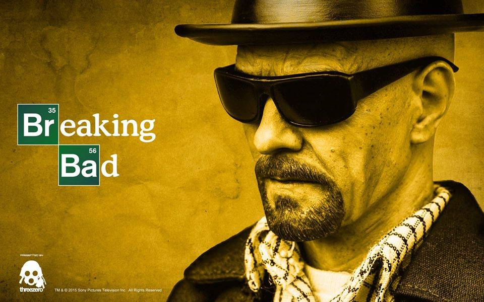 ThreeZero gets the Breaking Bad License!