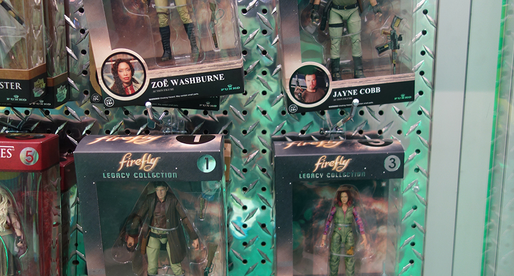 Toy Fair 2015: Funko Legacy Firefly, Rocketeer, and Evolve