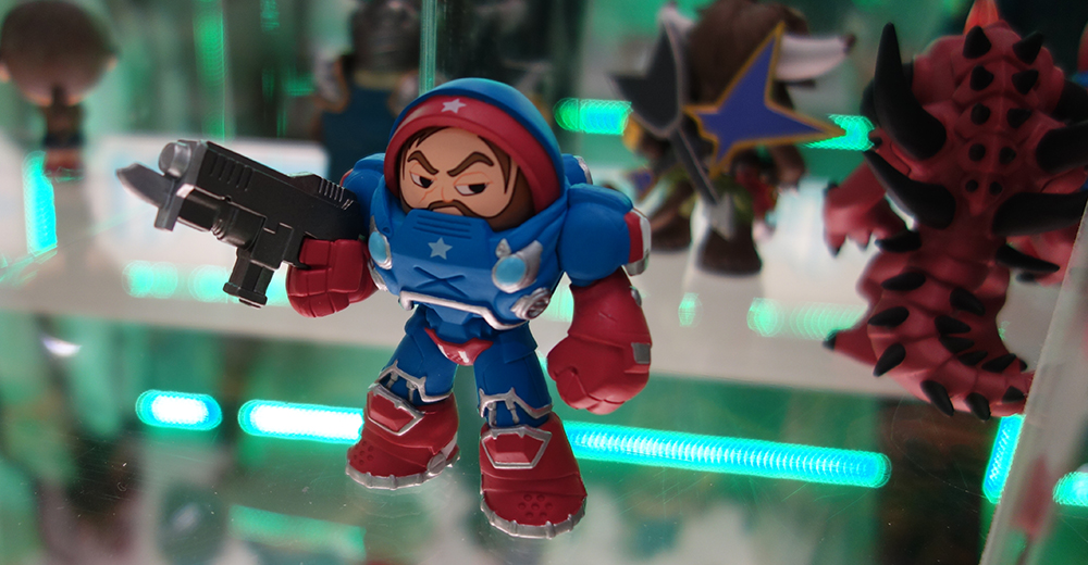 Toy Fair 2015: Funko Heroes of the Storm Mystery Minis