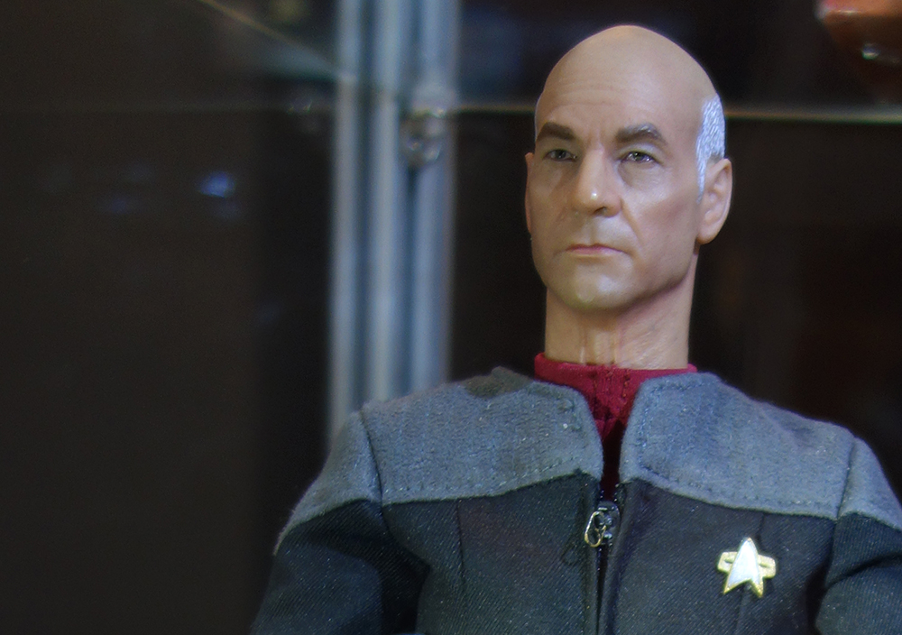 Toy Fair 2015: Qmx 1/6 Scale Picard and Malcolm Reynolds