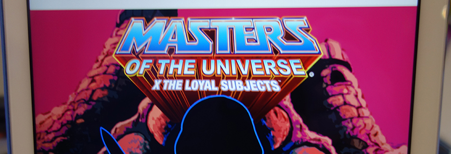 Toy Fair 2015: The Loyal Subjects Masters of the Universe