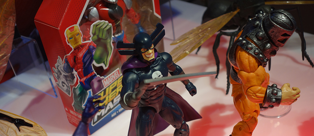 Toy Fair 2015: Hasbro Marvel Legends