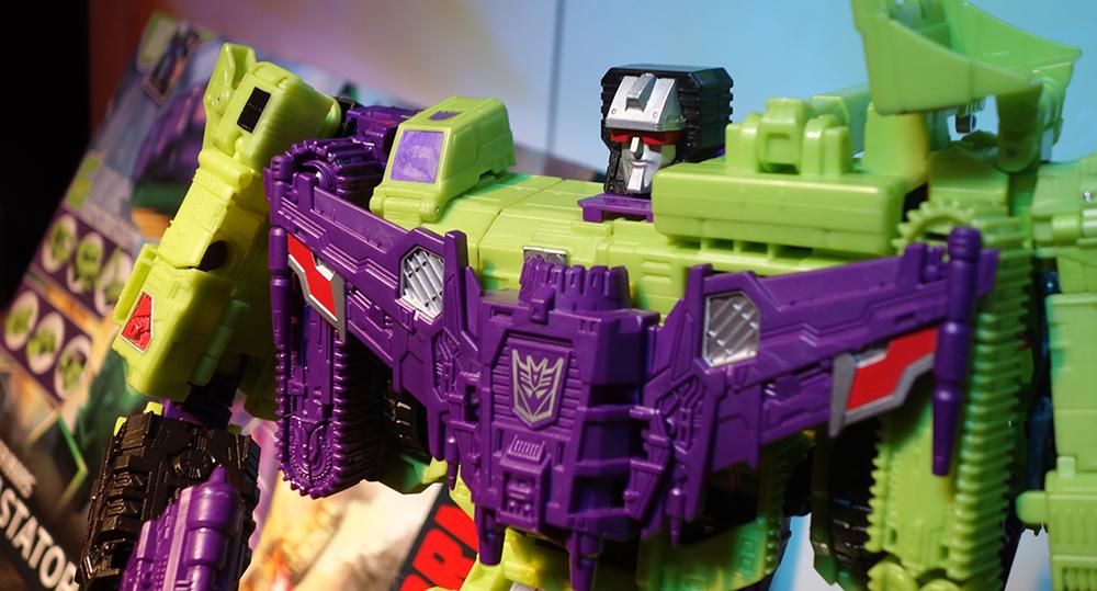 Toy Fair 2015: Hasbro Transformers
