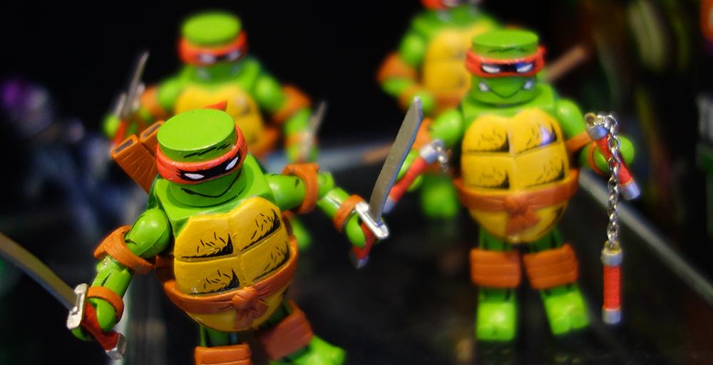 Toy Fair 2015: Diamond Select