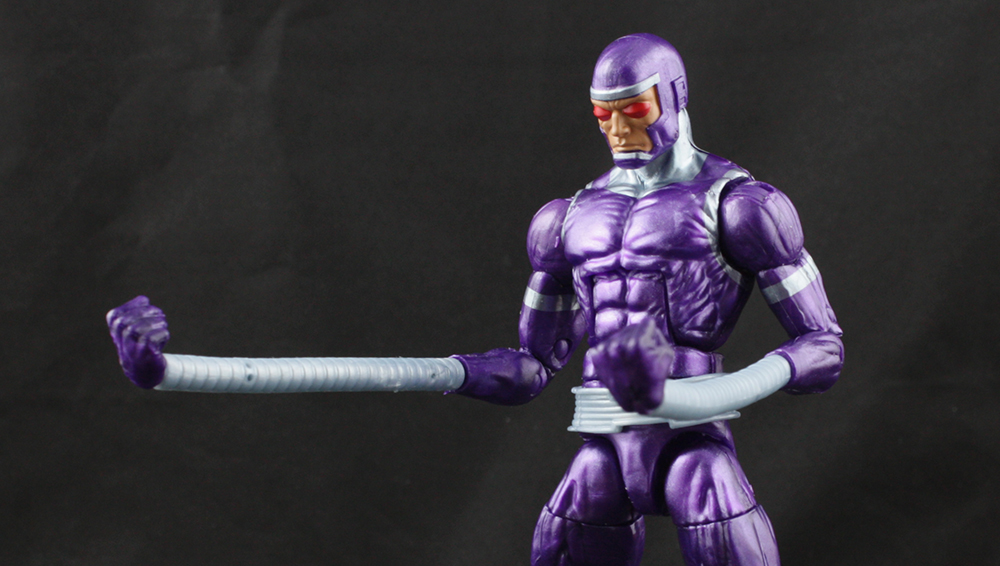 Hasbro Marvel Legends Infinite Series Machine Man Review