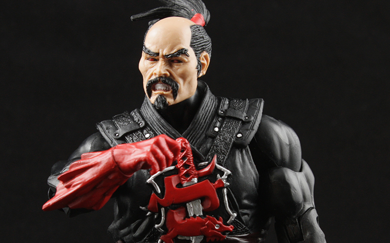 Mattel MOTUC Ninja Warrior (Ninjor) Review