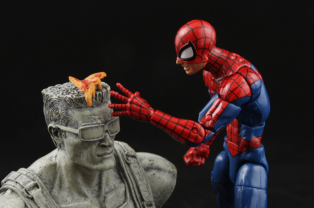 Hasbro Marvel Legends Infinite Series Spider Man (2015) Review