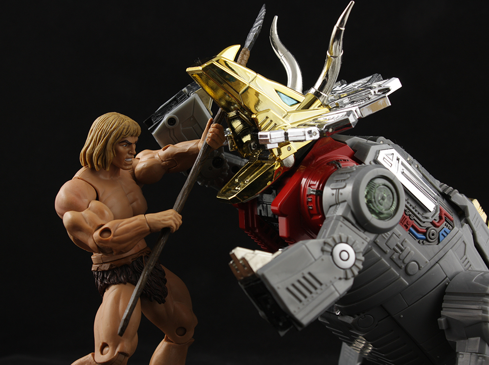 Mattel Masters of the Universe Classics Oo-Larr Review