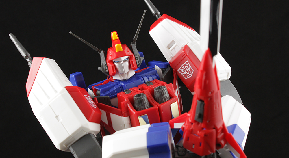 Transformers Masterpiece MP-24 Star Saber Review