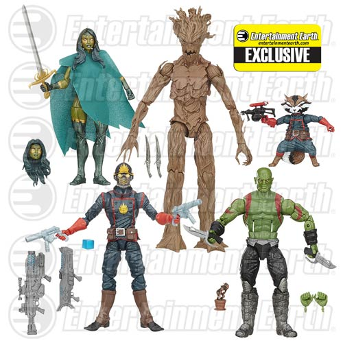 Guardians of the Galaxy Marvel Legends Box Set Available Now!