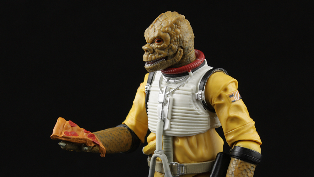 Hasbro Star Wars Black Six-Inch Bossk Review