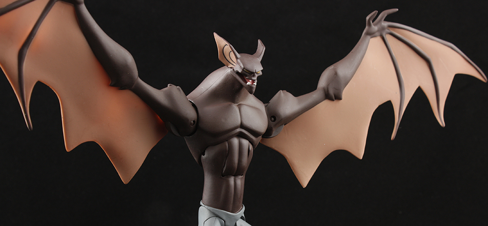 DCC Batman the Animated Series 07 Man-Bat Review