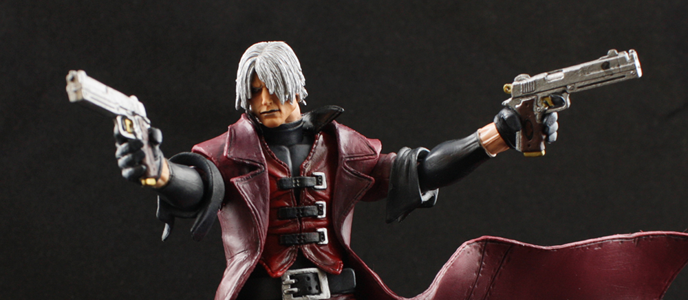 NECA Devil May Cry Dante Review
