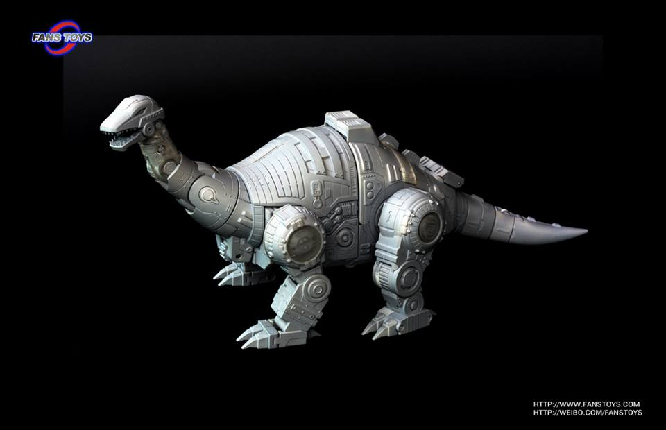 Fans Toys Reveals FT-07 Stomp (Masterpiece Sludge)