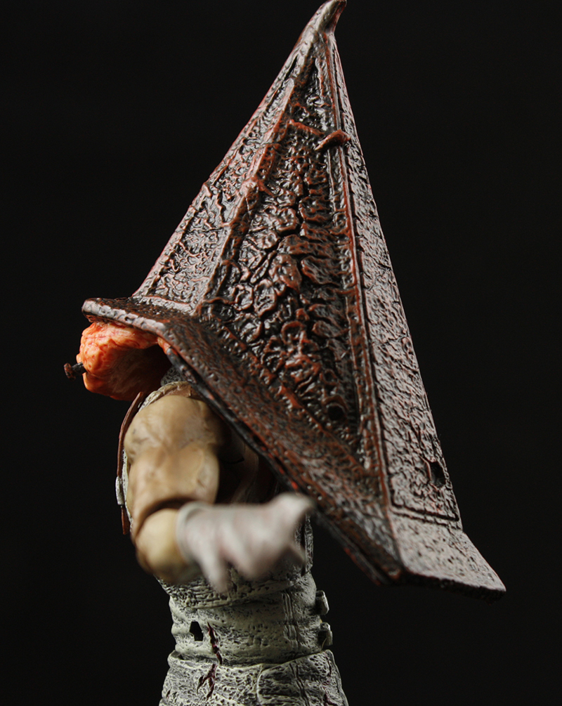 Figma Silent Hill 2 Red Pyramid Thing Review