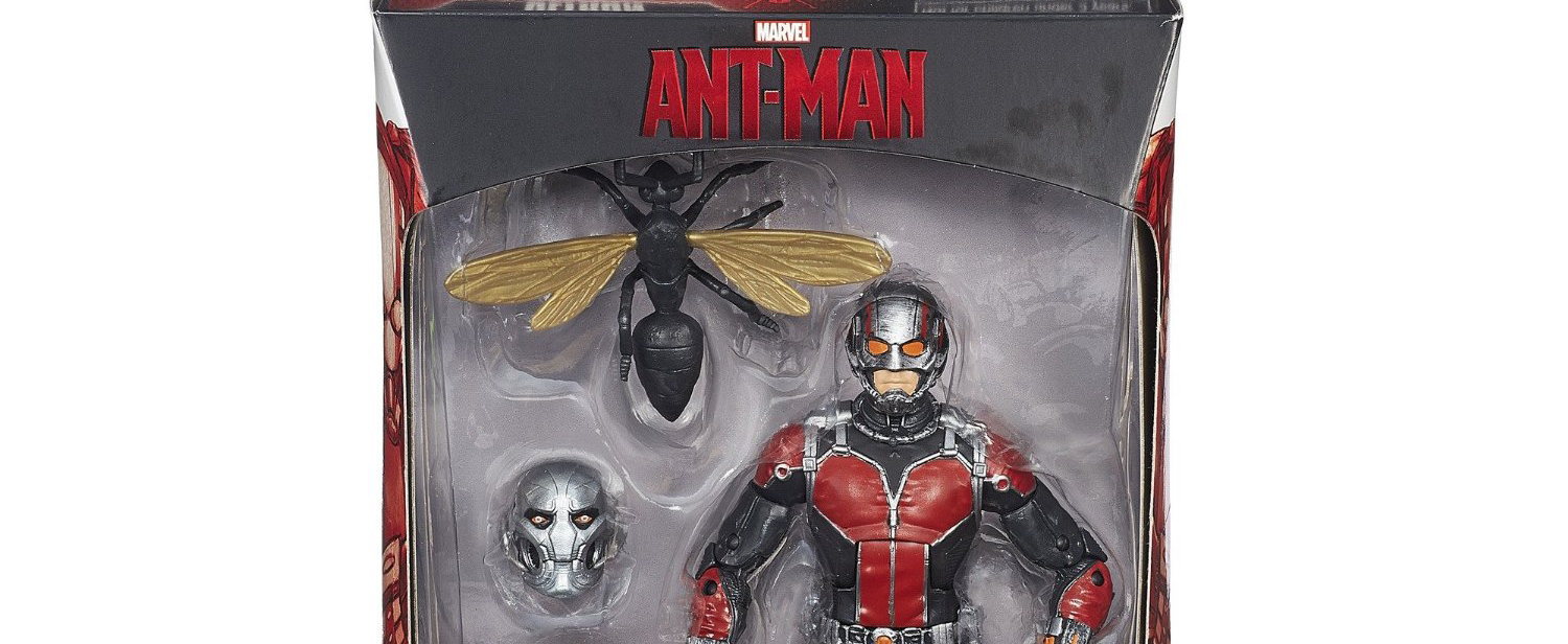 Hasbro Marvel Legends Ant-Man Preorders and New Images!