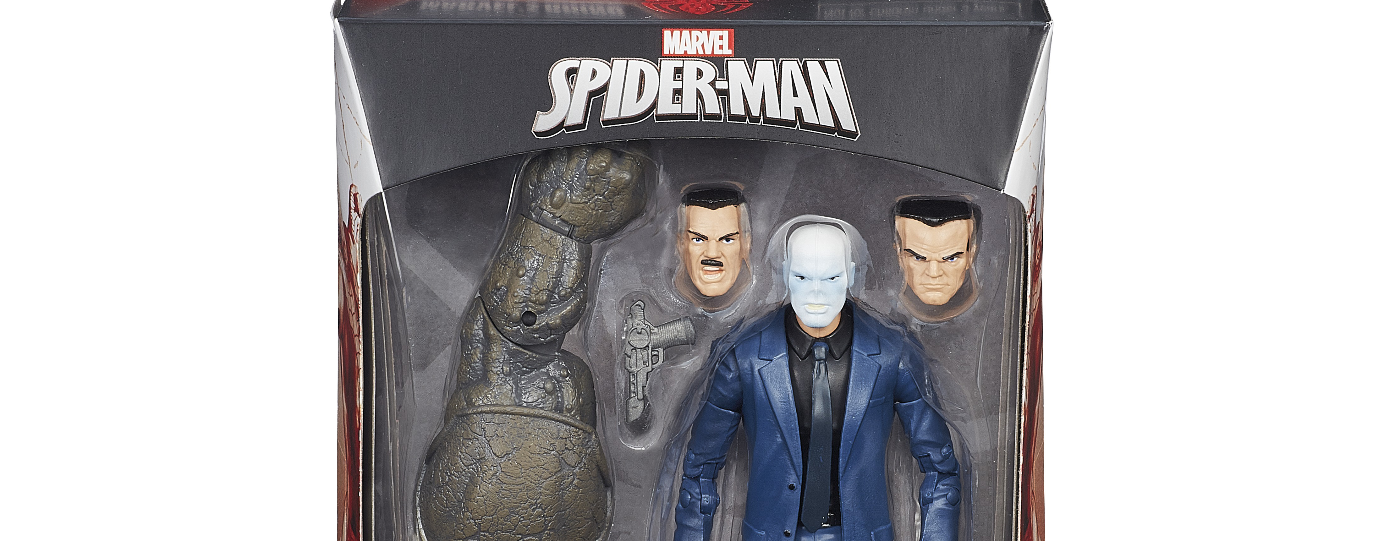 Hasbro Marvel Legends Spider-Man Rhino Series Carded!