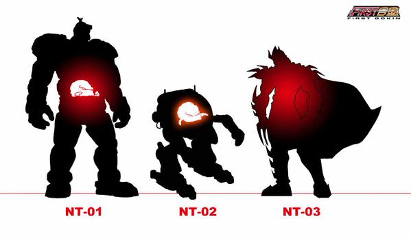 First Gokin Reveals TMNT Shredder and Krang's Walker!