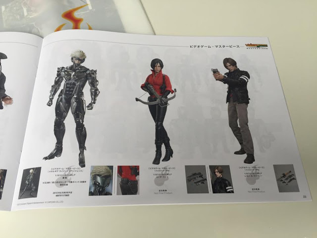 Hot Toys Resident Evil 6 1/6 Leon and Ada Revealed!