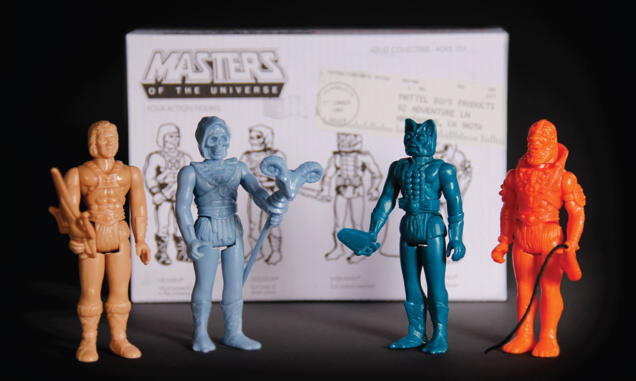 Super7 Announces Kenner-Styled Masters of the Universe!