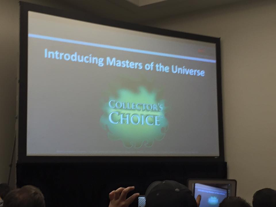 SDCC 2015: Mattel Masters of the Universe Classics