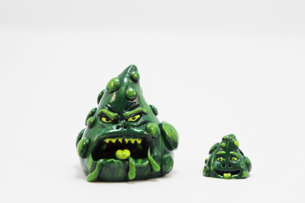 Dirty And Goopy Slimes Incoming!