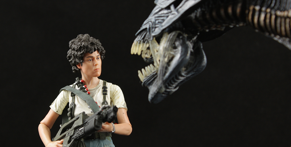 NECA Aliens Series 5 Ripley (Aliens) Review