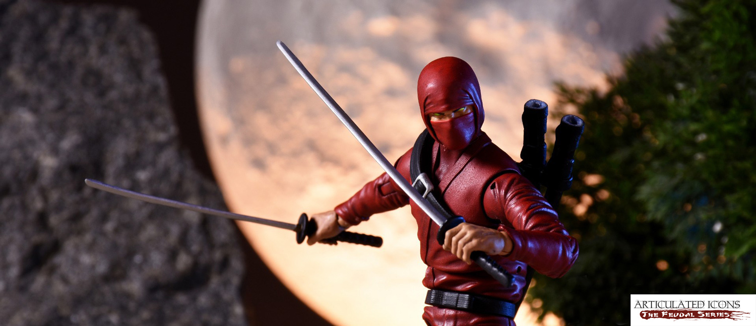 Articulated Icons: The Feudal Series Coming to Kickstarter 9/9/15