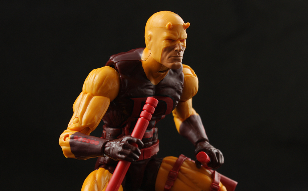 Marvel Legends Walgreens First Appearance Daredevil Review