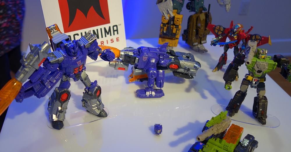 NYCC 2015: Hasbro Transformers