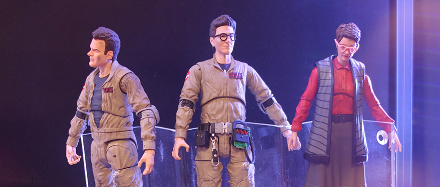 NYCC 2015: Diamond Select Ghostbusters