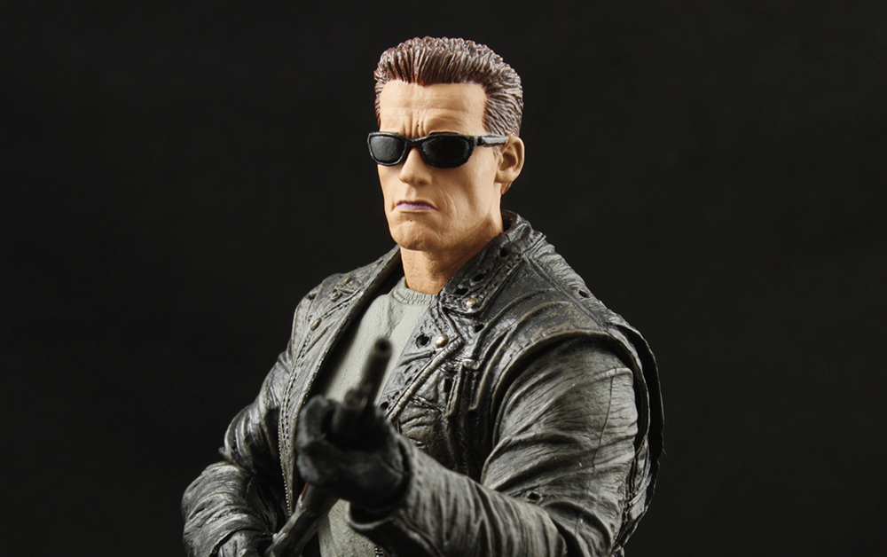 NECA Terminator 2 Ultimate T-800 Review