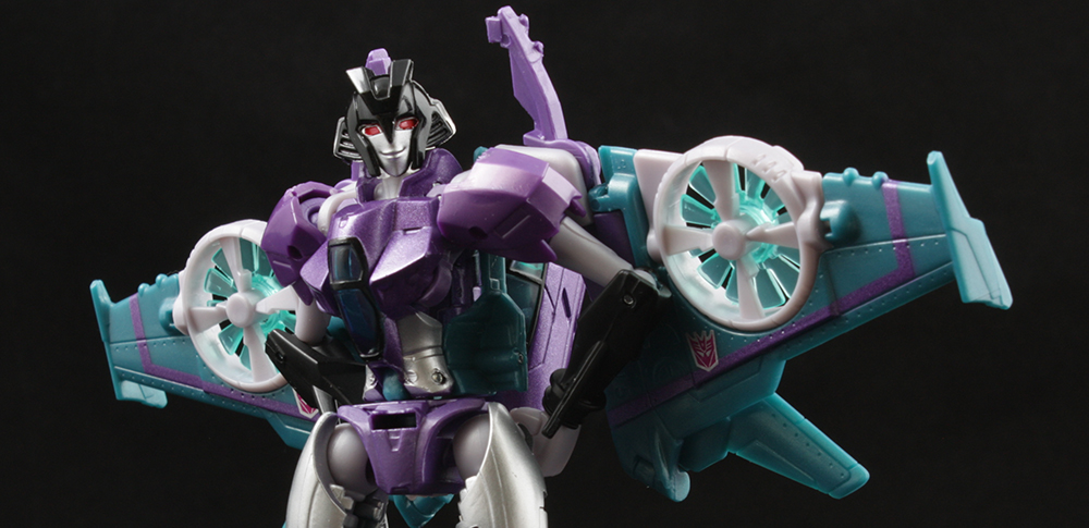 Takara Transformers LG 16 Slipstream Review