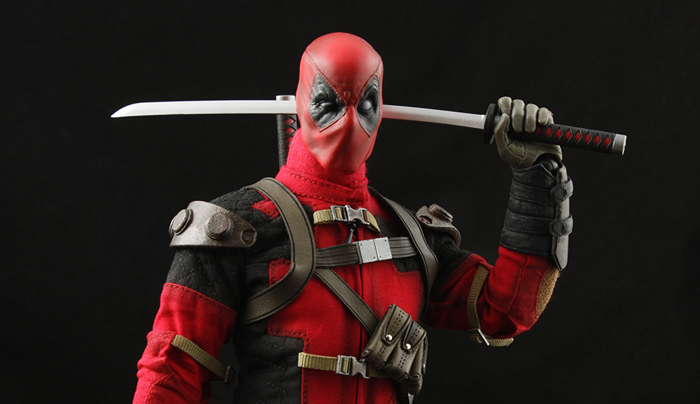 Sideshow 1/6 Scale Deadpool Review