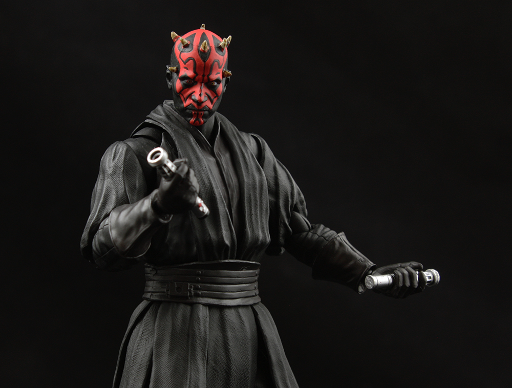 S. H. Figuarts Star Wars Darth Maul Review