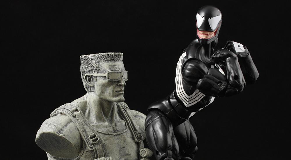 Marvel Legends Spider-Man Series Venom (2016) Review