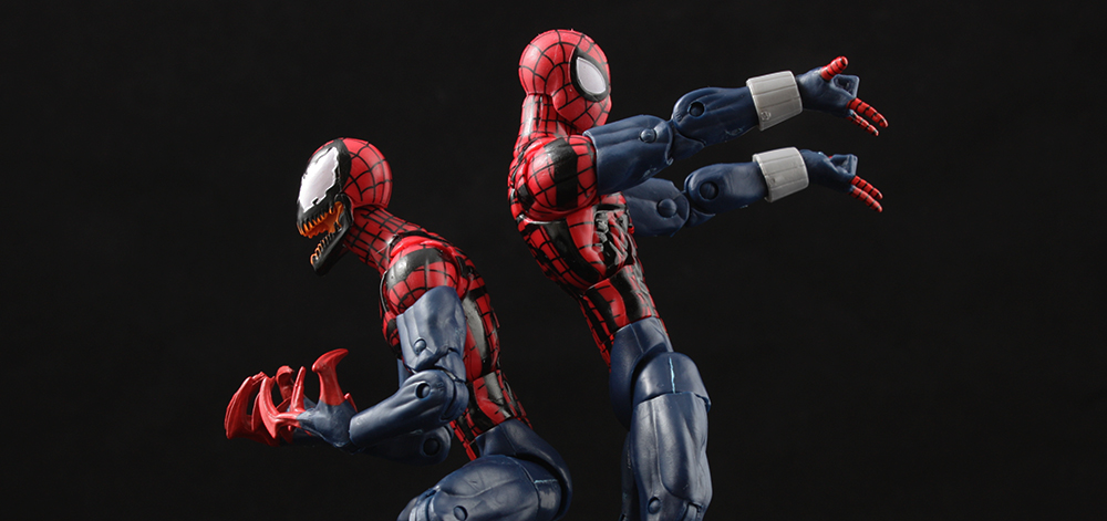 Marvel Legends Ben Reilly Spider-Man (2016) Review