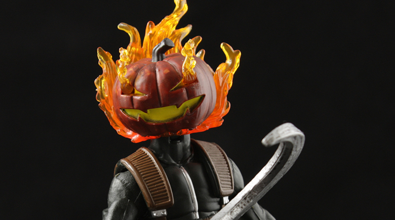 Marvel Legends Spider-Man Series Jack O'Lantern Review