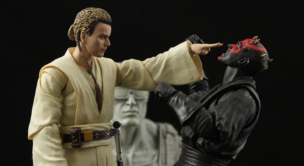 S. H. Figuarts Star Wars Obi-Wan Kenobi (EP1) Review