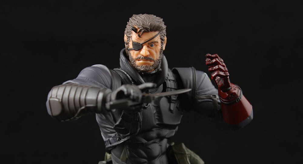 Vulcanlog Metal Gear Solid 5 Venom Snake Review