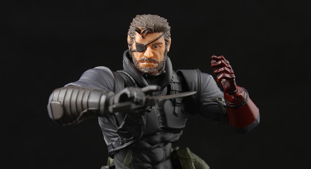 Vulcanlog Metal Gear Solid 5 Venom Snake Review
