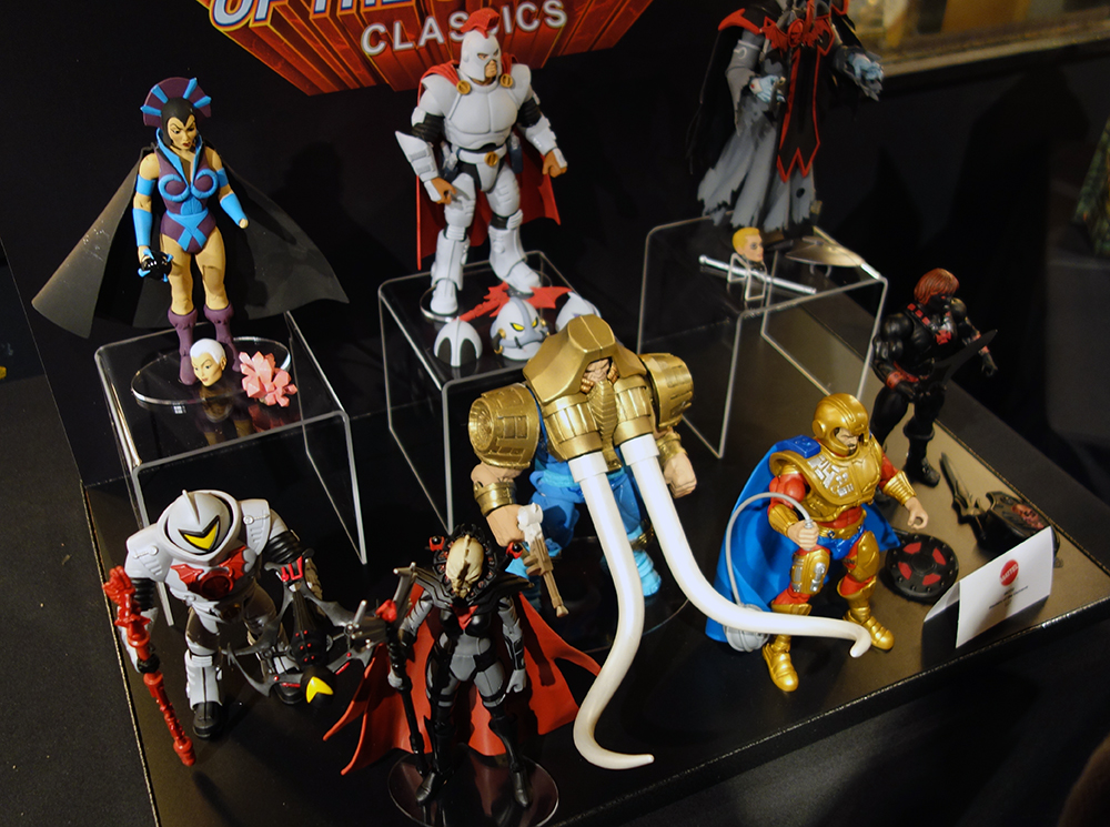 Toy Fair 2016: Mattel Masters of the Universe Classics