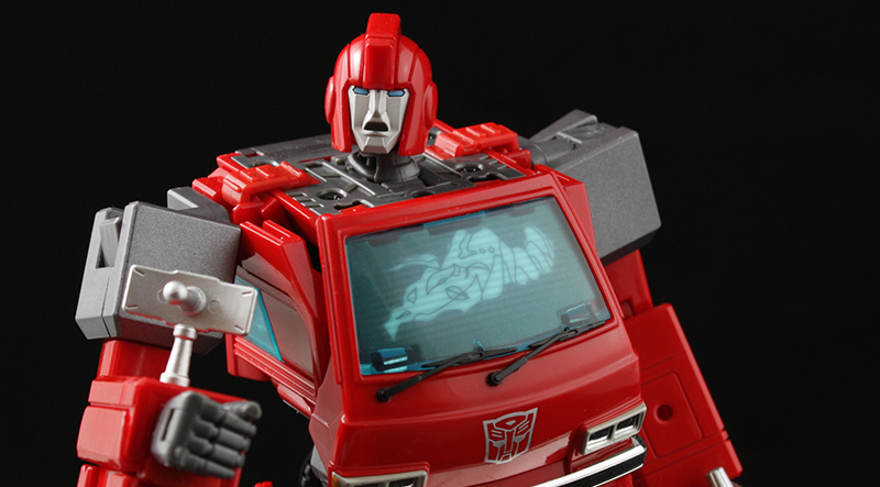 Transformers Masterpiece MP-27 Ironhide Review
