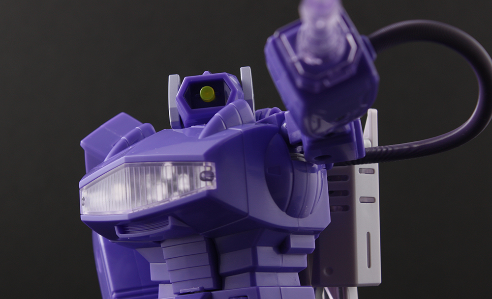 Transformers Masterpiece MP-29 Shockwave Review