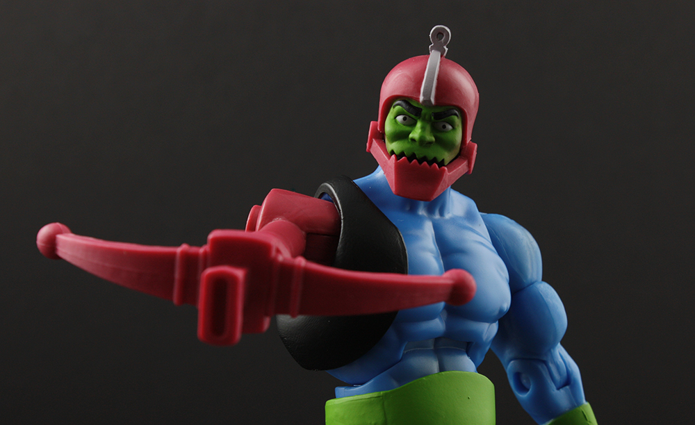 Mattel MOTUC Filmation Trap Jaw Review